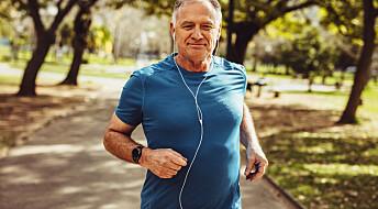 Er det egentlig så bra å løpe?