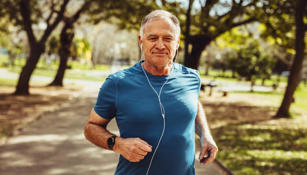 Er du godt voksen, krever det en innsats med stryketrening før du kaster deg ut i joggingen om våren, mener forsker.