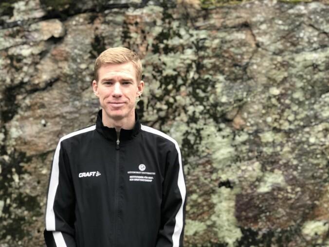 Jonatan Jungmalm mener at det finnes for lite forskning på risikoen for å bli skadet av løping.