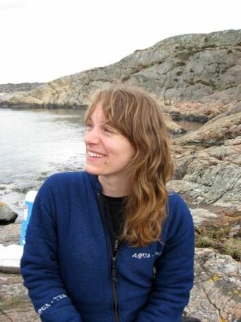Lise Cats Myhre. (Foto: Trond Amundsen)