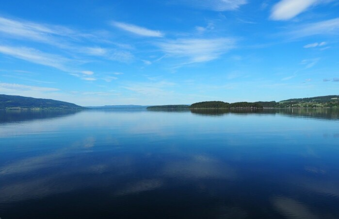 Lake Tyrifjord may look idyllic, but conditions aren't as pristine as you might be tempted to believe.