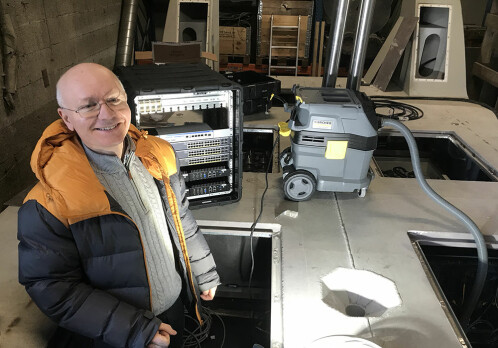 Taking control of unmanned vessels at sea