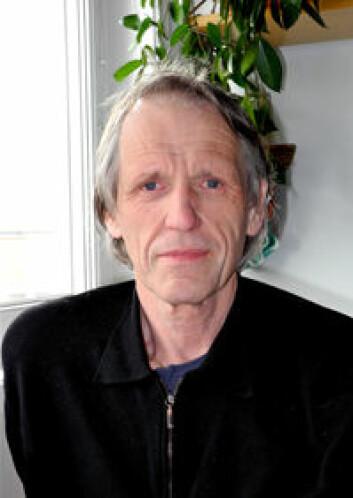Professor Eiliv Lund. (Foto:Elisabeth Øvreberg)