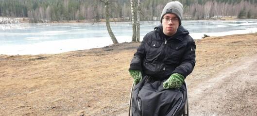 Johannes (26): – Det er tøft å kjempe for egen rett til å jobbe