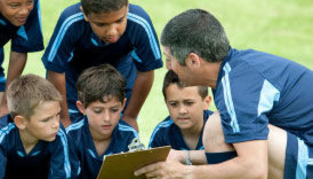Idrett er den organisasjonstypen som rekrutterer færrest frivillige fra familier med lav inntekt. iStockphoto