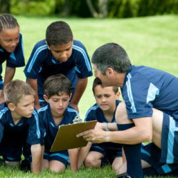 Idrett er den organisasjonstypen som rekrutterer færrest frivillige fra familier med lav inntekt. (Foto: iStockphoto)