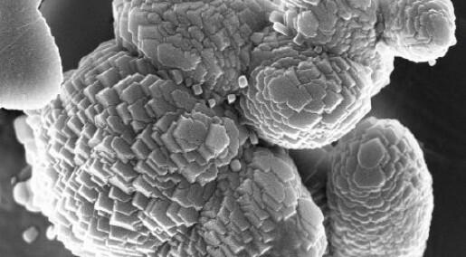 Denne partikkelen gjør havet surere