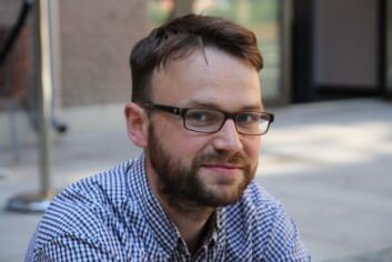 Nils Olav Refsdal er nyansatt koordinator for 22. juli-forskning i Forskningsetiske komiteer. Foto: Lise Ekern