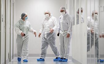Storbritannia melder om 32 dødsfall etter AstraZeneca-vaksinering
