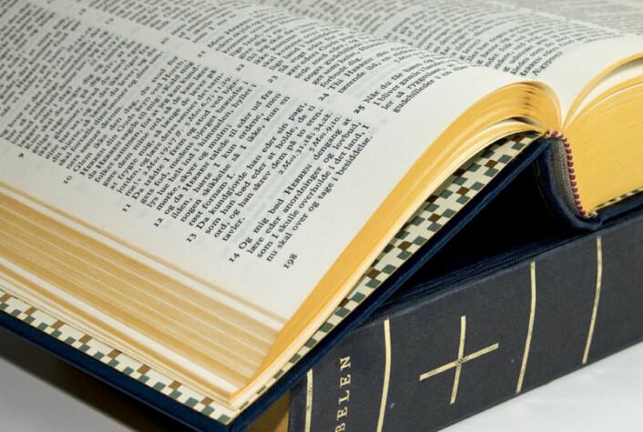 Hvordan kan man kaste et nøkternt, vitenskapelig blikk på en religion som kristendommen? Det vet teologene – for de gjør det hver dag. (Illustrasjonsfoto: www.colourbox.no)