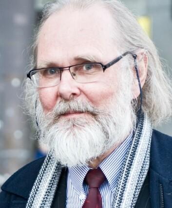 Nils Christian Stenseth (Foto: Andreas B. Johansen)
