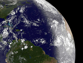 Hvorfor tok det så lang tid før det ble oksygen på jorda?