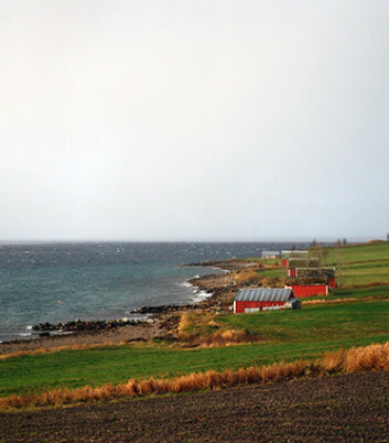 Havet vil stige opp mot 80 centimeter innen 2100. Det krever langsiktig kommunal planlegging, konkluderer norske klima- og kulturforskere i en ny rapport. (Foto: NIKU)