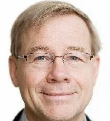 Lars Jacob Stovner. (Foto: NTNU)