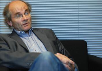 """""""Olav Gjelsvik"""" (Foto: Ola Sæter)"""