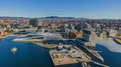 Uvanlig mange flyttet fra Oslo i 2020