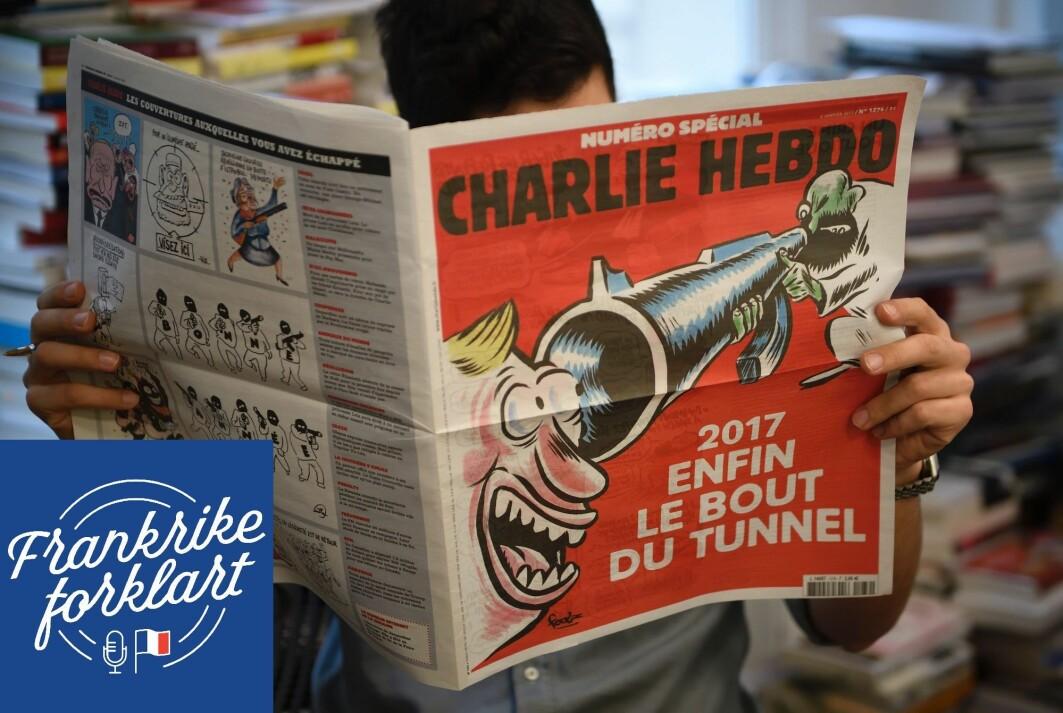 Tegnerne Charb, Cabu, Wolinski, Honoré og Tignous ble henrettet av to terrorister i januar 2015 på Charlie Hebdos kontor.