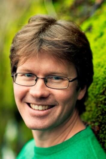 Kristian Hassel er ekspert på moser. (Foto: Geir Mogen)