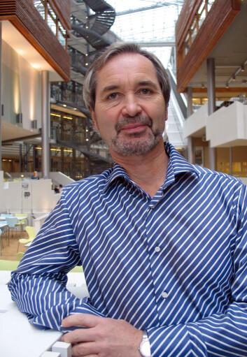 Professor Morten Huse ved BI studerer kvinnefaktoren i bedriftsstyrene. (Foto: BI)