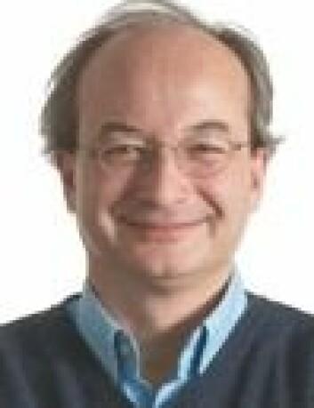 Professor Arnoldo Frigessi. (Foto: Norsk regnesentral)