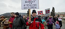 Slik takler stater internasjonal kritikk