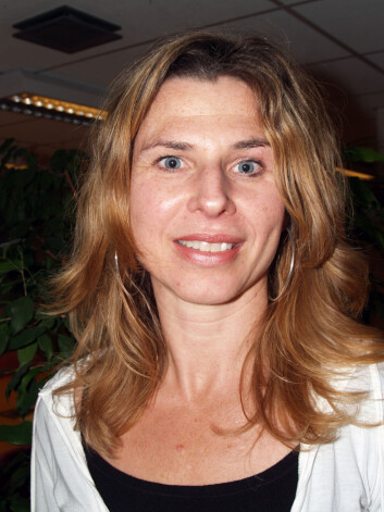 """""""Hilde Bondevik. (Foto: Kristin Engh Førde)"""""""