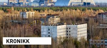 Vi har noe å lære av Tsjernobyl i håndteringen av koronapandemien