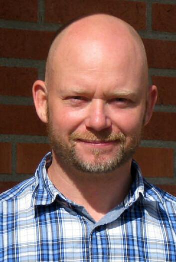 Psykolog Rickard Östergren. (Foto: Linköpings universitet)