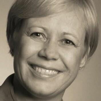 Anne-Cathrine Hjertaas, avdelingsleder ved KS arbeidsgiverutvikling, avviser Uhlmanns alternative data. Hun understreker at KS på ingen måte har gitt opp å arbeide for bedre kjønnsbalanse i rådmannsstillingen. (Foto: KS)