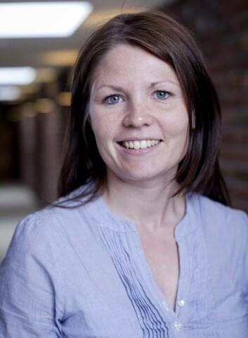 Kristine von Simson er forsker ved Institutt for samfunnsforskning i Oslo og har deltatt i prosjektet «The Educational System in Norway: Putting it to the Test of the Labour Market». (Foto: ISF)