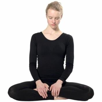 Meditasjon gir bedre avspenning enn vanlig hvile. (Illustrasjonsfoto: iStockphoto)