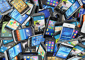 Your mobile phone is a climate culprit