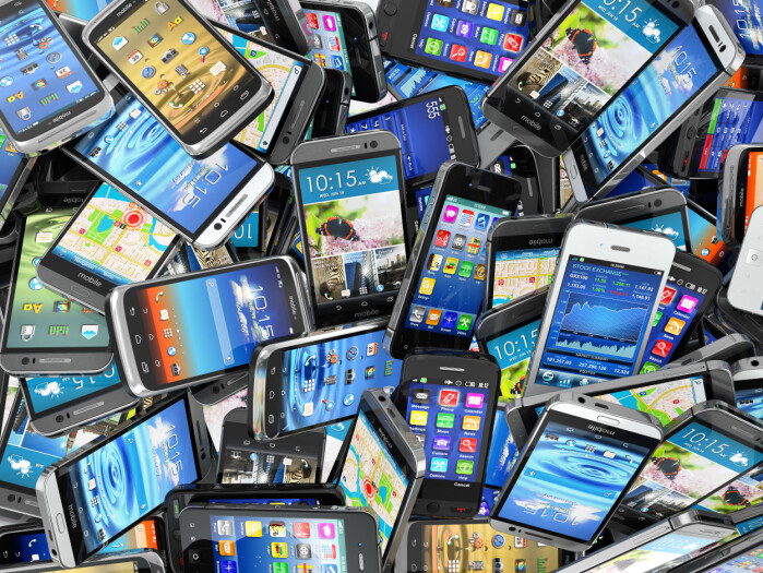 In 2019 a total of 1.5 billion new smartphones were produced. This amounts to carbon emissions of 68 billion tonnes of CO2-equivalents – or 1.3 times Norway's annual emissions.