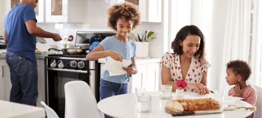 Barn av innvandrere er positive til likestilling i familien