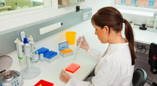 Folk flest stoler på forskerne