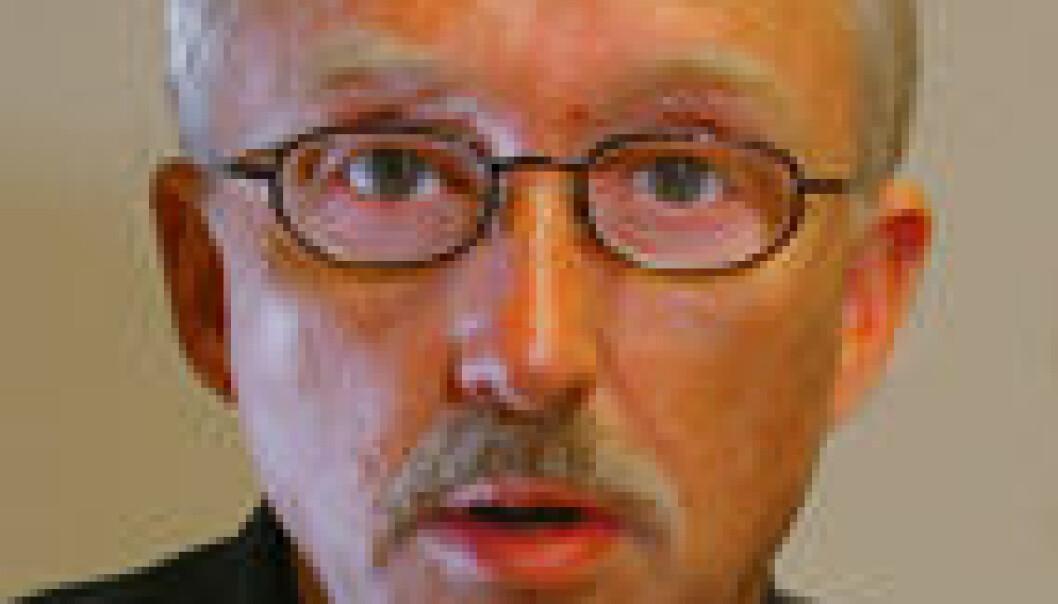 Sven Svebak, NTNU.