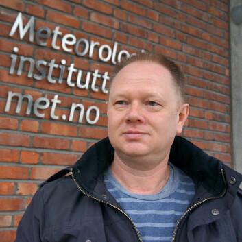 Yngve Nilsen (Foto: Arnfinn Christensen)