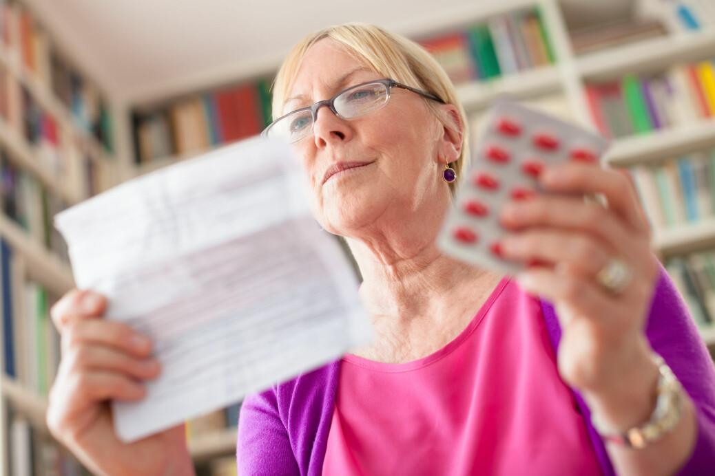 – Det meste av behandlingsbyrden hjertepasientene opplever, er knyttet til mangel på medisinsk informasjon, sier forsker Oda Karin Nordfonn.