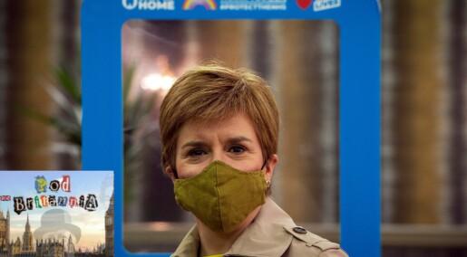 Går skotske nasjonalister mot en ny triumf?