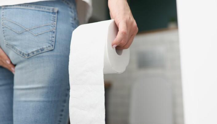Urinlekkasje er svært vanlig blant kvinner.