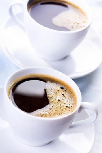 Forskerne kunne konkludere at man skal være varsom med kaffeinntaket hvis man har angst, er gravid eller får for lite kalsium gjennom maten sin. (Foto: Colourbox)