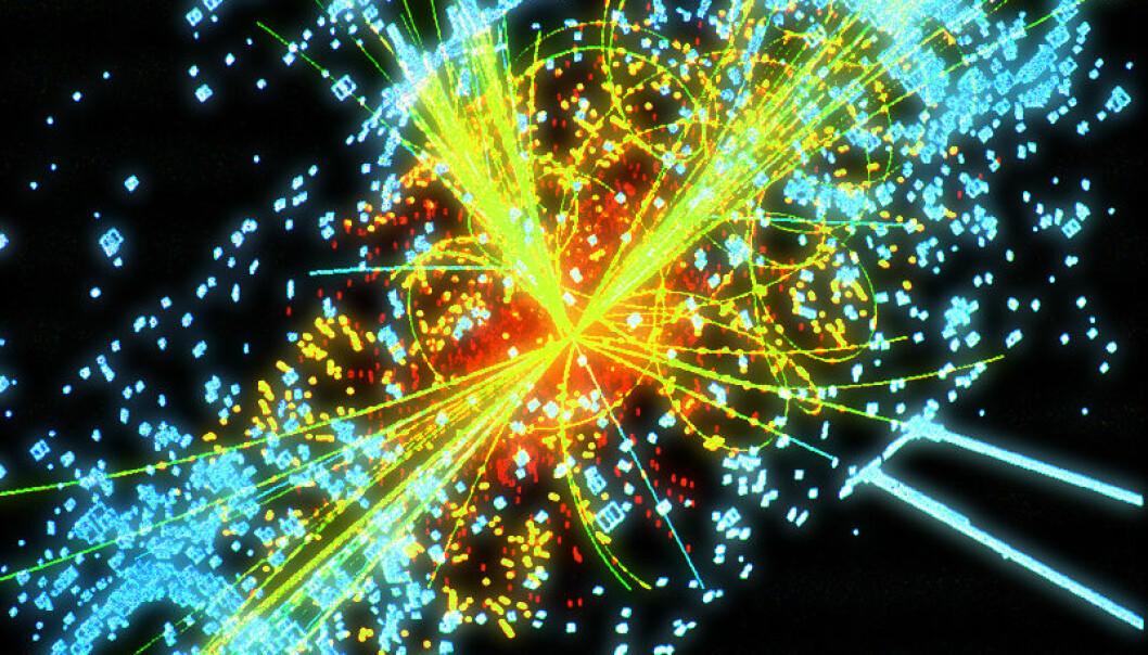 Partikkelknuser slår rekord