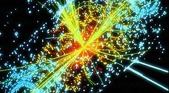 Partikler på kollisjonskurs