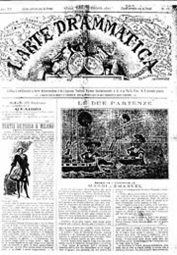Far og sønn Icilio og Enrico Polese Santarnecchi henholdvis markedsførte og oversatte Ibens tekster i Italia. De to var aktive i italiensk teaterliv og drev også teatertidsskriftet L'Arte Drammatica.
