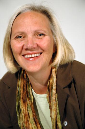 Professor Anne Golden forteller at konsonantbruken vår skaper problemer for noen av de som ønsker å lære seg norsk. (Foto: Ram Gupta)