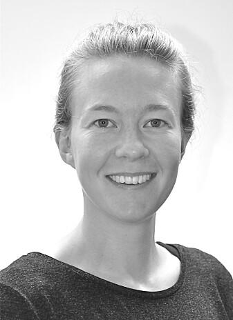 – Barnebarna står i et krysningspunkt mellom ulike erindringsprosesser, sier Marie E. Degnæs.