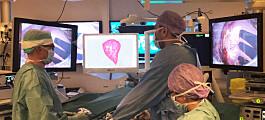 Forsker anbefaler kikkhullsoperasjon ved kreft i leveren
