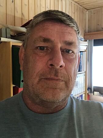 Raymond Jørgensen er fagansvarlig for avløp og biogass ved Frevar.