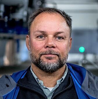 """Erik Johannessen er forsker hos Aquateam Cowi og ledet forskningsprosjektet <span class="""" italic"""" data-lab-italic_desktop=""""italic"""">Direkte membranfiltrering</span>."""