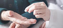 Langtidsbruk av smertestillende hos pasienter med demens bekymrer forskere